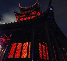 Pagoda by andreisky