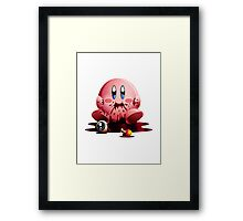 Killer Kirby Framed Print