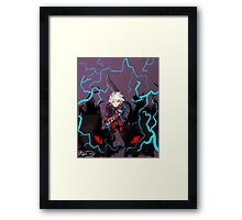 Nero DMC4 Framed Print