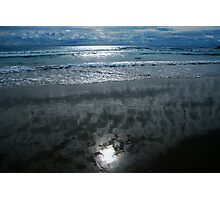 SCREEN OCEAN  Photographic Print