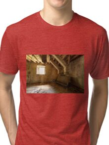Moulin H Tri-blend T-Shirt