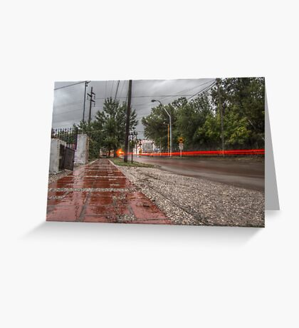 After Storm Greeting Card