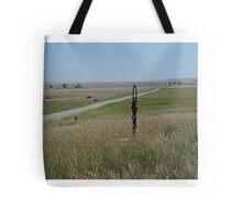 Little Pump on the Prairie Tote Bag