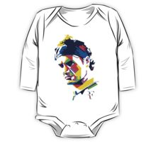 Roger Federer art One Piece - Long Sleeve