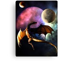 The Prophesy Canvas Print