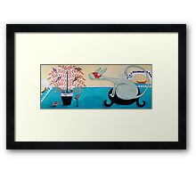 Venice in the afternoon Framed Print