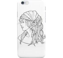 Gypsy love iPhone Case/Skin