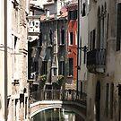 """Le Antiche Strade di Venezia by Christine """"Xine"""" Segalas"""