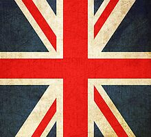 Vintage Union Jack British Flag by sale