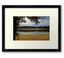 Worth Taking a Second Look Framed Print