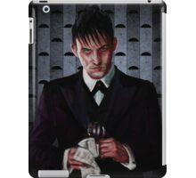 Examine your soul, Penguin iPad Case/Skin
