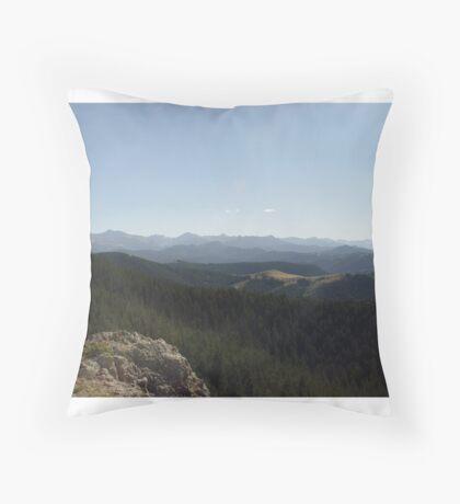 Yellowstone Forever Throw Pillow