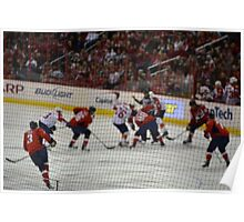 Washington Capitals Poster