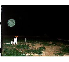 Odessa The Orb Magnet Photographic Print