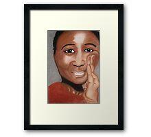 Hey You! Framed Print