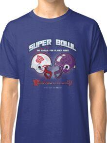 Intergallactic Super Bowl Classic T-Shirt