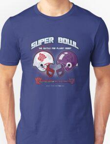 Intergallactic Super Bowl T-Shirt