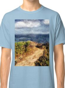 Aquamarine Afternoon Classic T-Shirt