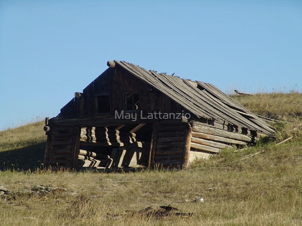 OLD BUILDING TECHNOLOGY by May Lattanzio