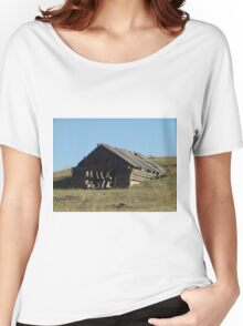 OLD BUILDING TECHNOLOGY Women's Relaxed Fit T-Shirt