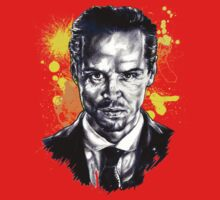 Jim Moriarty + paint One Piece - Short Sleeve