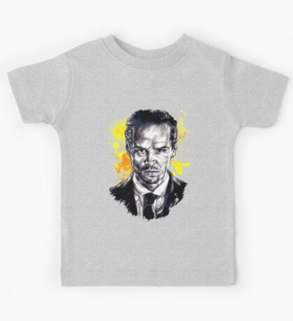 Jim Moriarty + paint Kids Tee