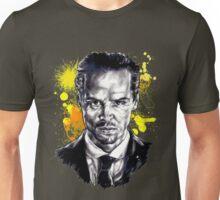 Jim Moriarty + paint Unisex T-Shirt