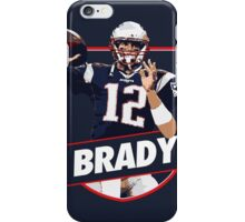 Tom Brady - Patriots iPhone Case/Skin