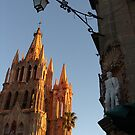 San Miguel de Allende by CranBerryOcean