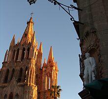 San Miguel de Allende by CranBerryOcean