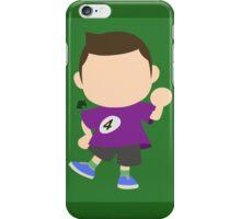 Villager ♂ (2) - Super Smash Bros. iPhone Case/Skin