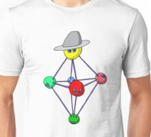 The Cool Molecule! Unisex T-Shirt