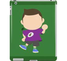 Villager ♂ (2) - Super Smash Bros. iPad Case/Skin