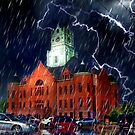 Stormy Night in Iowa by Nadya Johnson