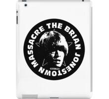 BJM Brian Jonestown Massacre Logo iPad Case/Skin