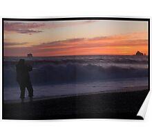 Land of the Twilight,   Rialto Beach Poster