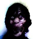 Self-potrait zombie by solen