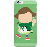 Villager ♀ (2) - Super Smash Bros. iPhone Case/Skin