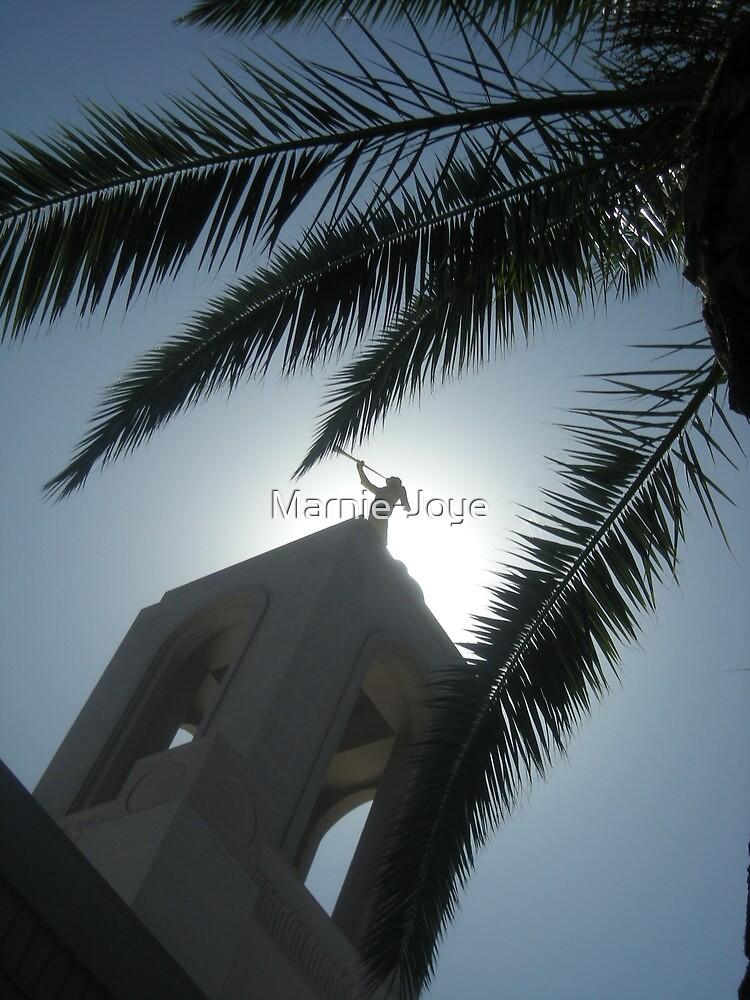 Palm Tree Temple by Marnie-Joye