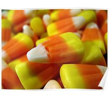 Candy Corn Poster