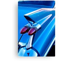 1959 Cadillac fin Canvas Print