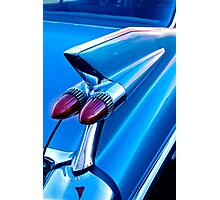 1959 Cadillac fin Photographic Print