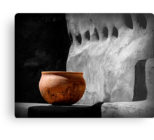 The Bowl Metal Print