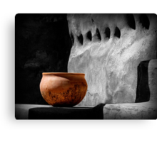 The Bowl Canvas Print