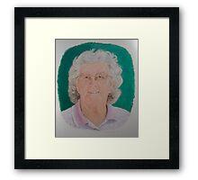Mum.. Framed Print