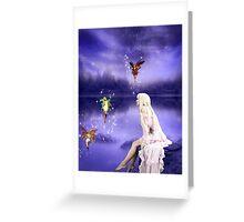 My Midsummer Night's Dream Greeting Card