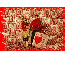 Barbie & Ken - Sweethearts Forever Photographic Print