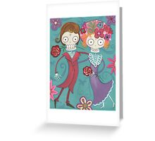 Not Their Last Tango Greeting Card
