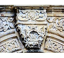 Alamo Detail Photographic Print