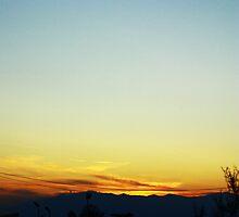 Sunset by Cristina Covaci